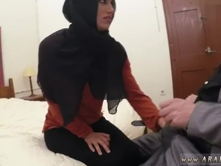 Arab girl facial The greatest Arab porn in